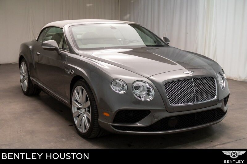 2018 Bentley Continental GTC W12 Houston TX