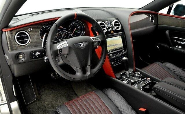 2018 Bentley Flying Spur Design Series Red Pack St. Louis MO