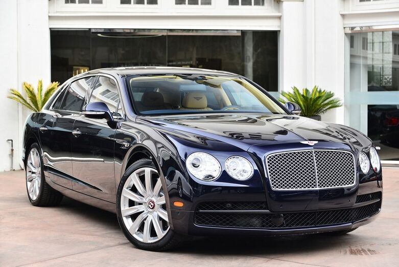 2018 Bentley Flying Spur V8  Beverly Hills CA