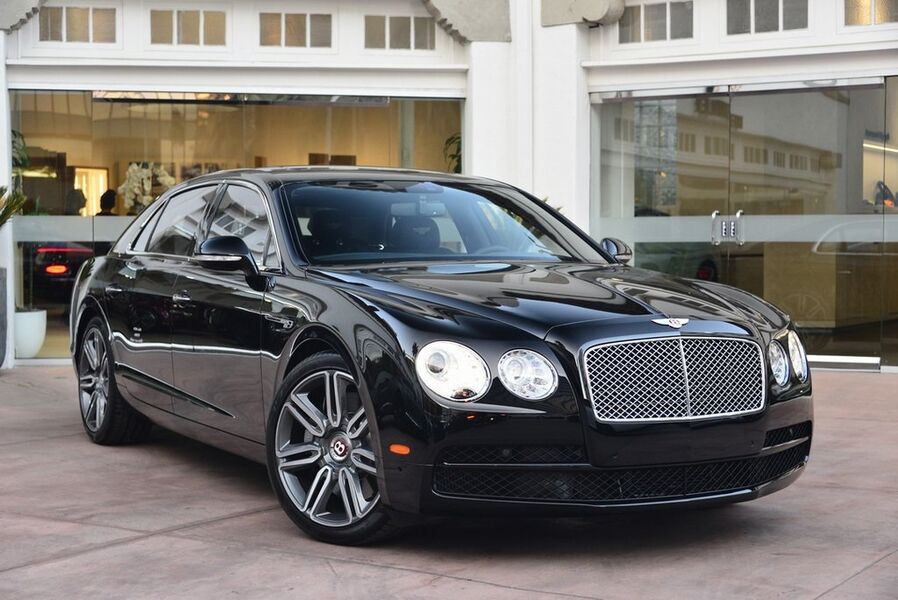 2018_Bentley_Flying Spur V8__ Beverly Hills CA