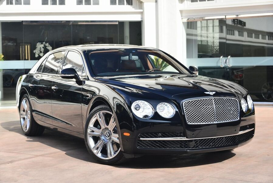 2018_Bentley_Flying Spur W12__ Beverly Hills CA