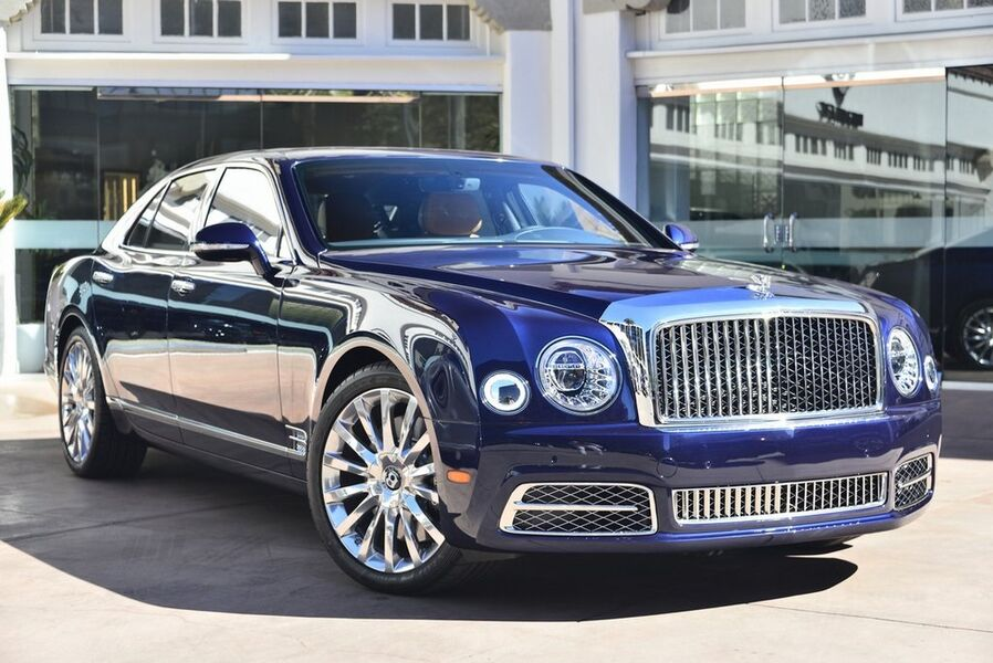 2018_Bentley_Mulsanne__ Beverly Hills CA