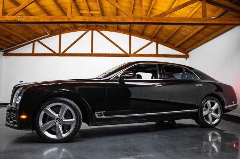 2018 Bentley Mulsanne Speed Newport Beach CA