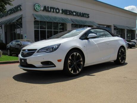 2018 Buick Cascada Premium 1.6L 4CYL AUTOMATIC, NAVIGATION, LEATHERETTE INTERIOR, BACK-UP CAMERA, BLUETOOTH CONNECTION, Plano TX