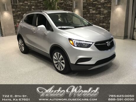 2018 Buick ENCORE PREFERRED FWD  Hays KS