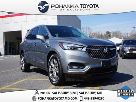 2018_Buick_Enclave_Avenir_ Salisbury MD