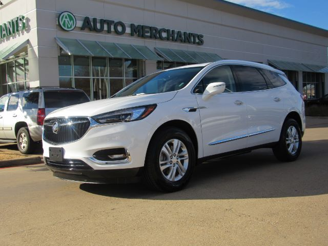 2018 Buick Enclave Essence AWD LEATHER INTERIOR, SUNROOF, HEATING SEATS, BLIND SPOT MONITOR, POWER LIFT GATE Plano TX