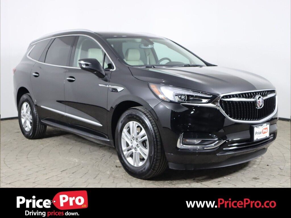 2018 Buick Enclave Essence AWD w/Heated Leather/Captains Maumee OH