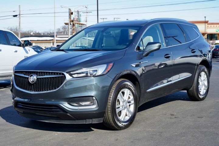 2018 Buick Enclave Essence Fort Wayne Auburn and Kendallville IN