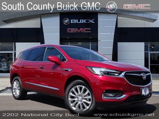 2018 Buick Enclave Essence San Diego County CA