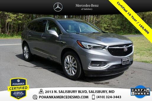 2018_Buick_Enclave_Premium Group ** Pohanka Certified 10 year / 100,000 **_ Salisbury MD