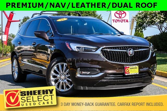 2018 Buick Enclave Premium Group NAV LEATHER DUAL ROOF CAMERA Stafford VA
