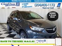 Buick Encore * SPORT TOURING All Wheel Drive * REMOTE START * POWER MOONROOF * 2018