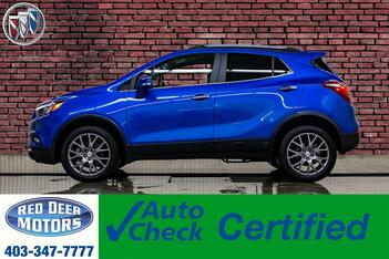 2018_Buick_Encore_AWD Sport Touring BCam_ Red Deer AB
