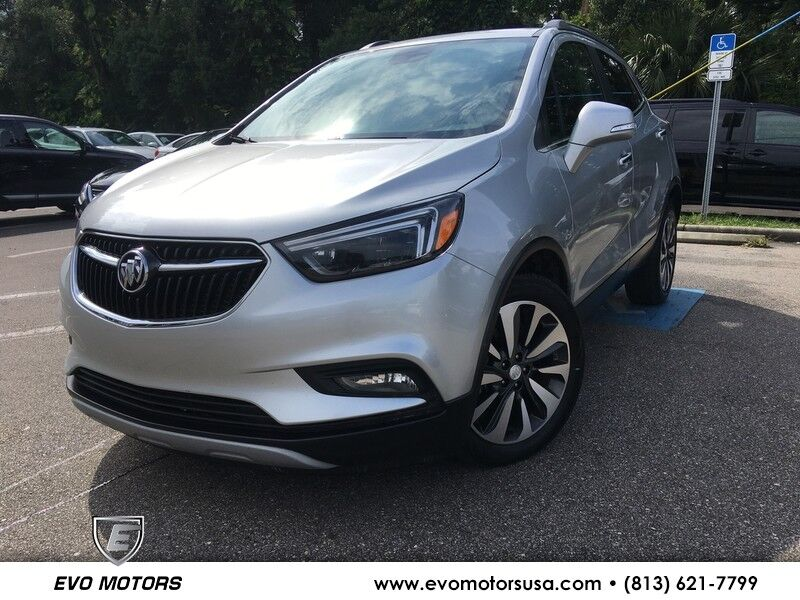 2018 Buick Encore Essence W/ SUNROOF Seffner FL
