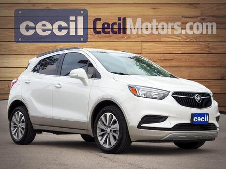 2018 Buick Encore Preferred  TX
