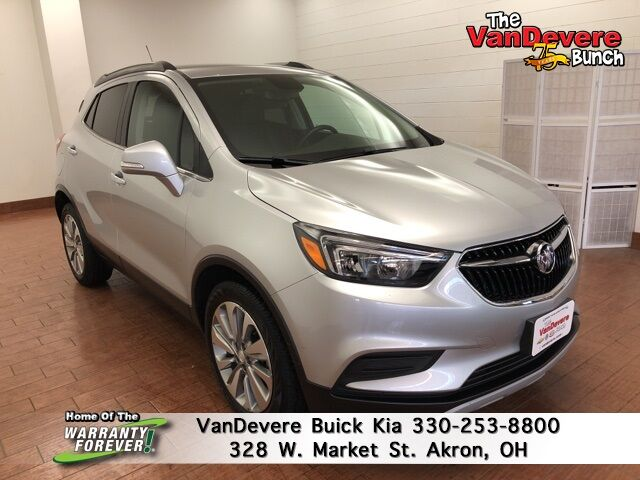 2018 Buick Encore Preferred Akron OH