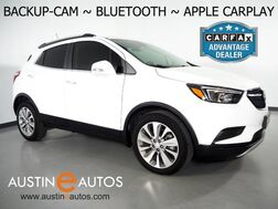 2018_Buick_Encore Preferred_*BACKUP-CAMERA, TOUCH SCREEN, STEERING WHEEL CONTROLS, CRUISE CONTROL, ALLOY WHEELS, BLUETOOTH PHONE & AUDIO, APPLE CARPLAY_ Round Rock TX