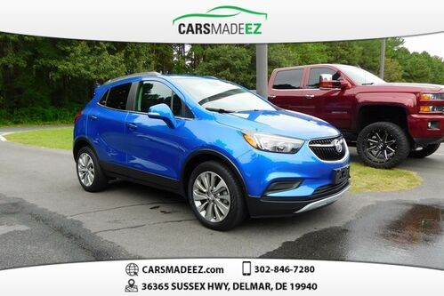 2018_Buick_Encore_Preferred_ Delmar DE