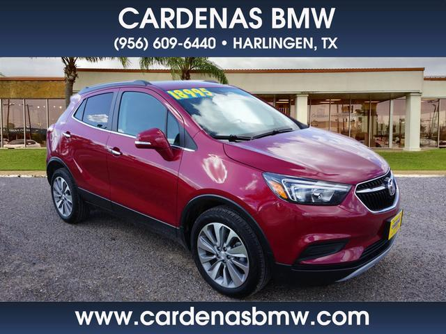 2018 Buick Encore Preferred Harlingen TX