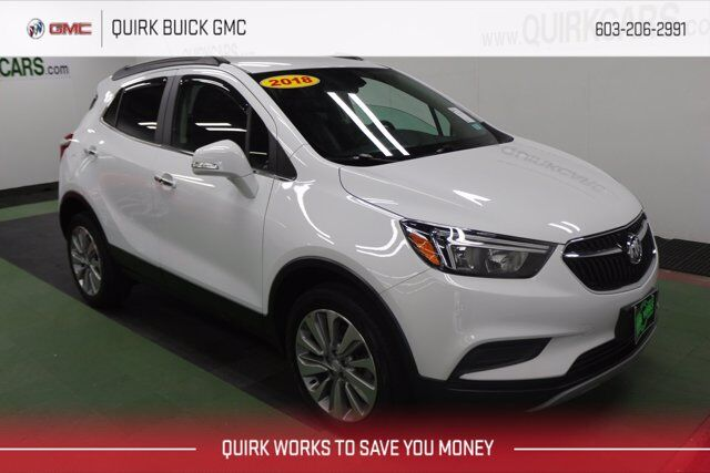 2018 Buick Encore Preferred Manchester NH