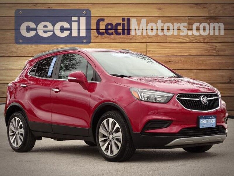 2018 Buick Encore Preferred Kerrville TX