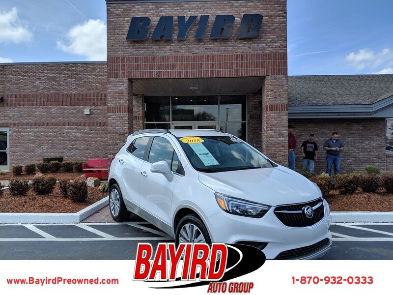 2018 Buick Encore Preferred Paragould Ar 29378887