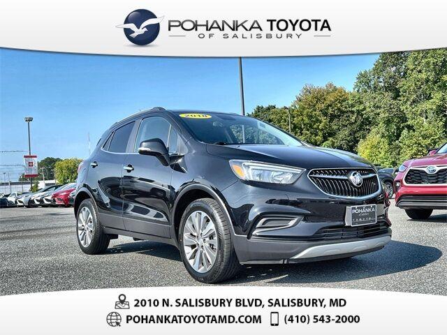 2018 Buick Encore Preferred Salisbury MD