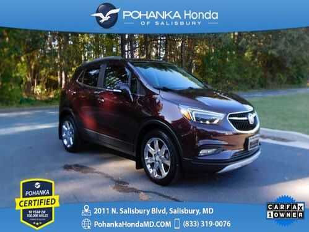 2018_Buick_Encore_Premium ** Pohanka Certified 10 Year / 100,000  **_ Salisbury MD