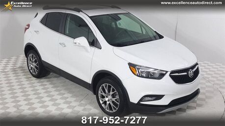 2018_Buick_Encore_Sport Touring_ Euless TX