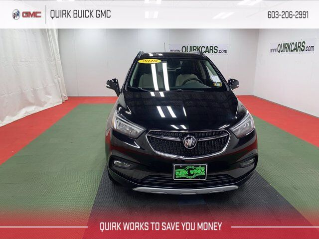2018 Buick Encore Sport Touring Manchester NH
