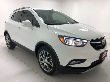 2018_Buick_Encore_Sport Touring_ Mission TX