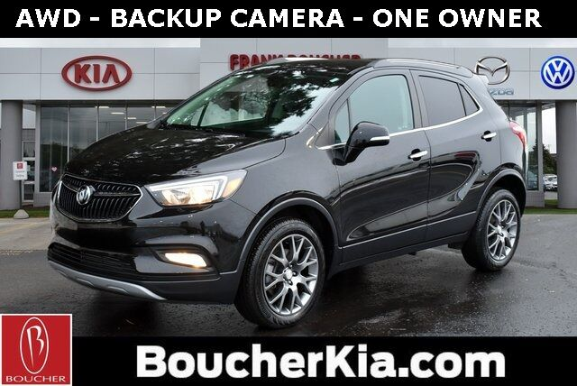 2018 Buick Encore Sport Touring Racine WI
