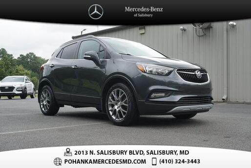 2018_Buick_Encore_Sport Touring_ Salisbury MD
