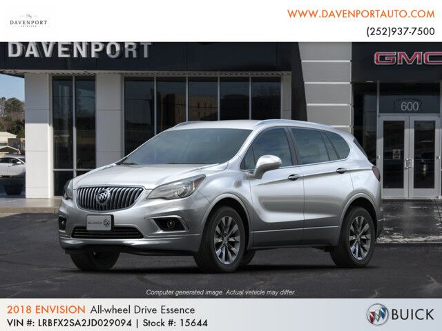 2018 Buick Envision AWD 4dr Essence Rocky Mount NC