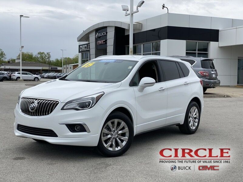 2018 Buick Envision Essence Highland IN