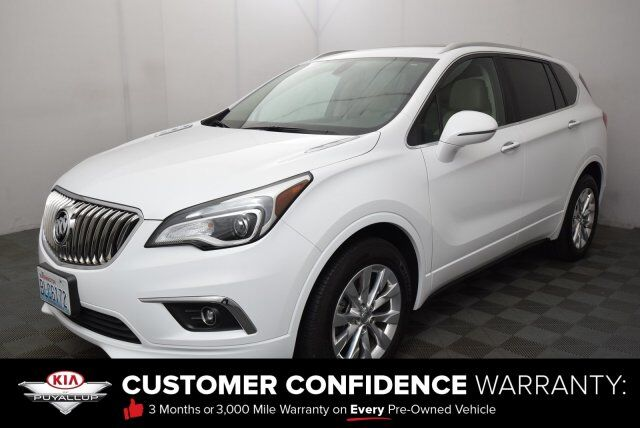 2018 Buick Envision Essence Puyallup WA