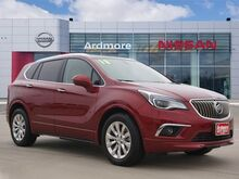 2018_Buick_Envision_Essence_