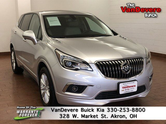 2018 Buick Envision Preferred Akron OH