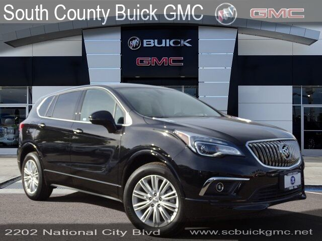 2018 Buick Envision Preferred San Diego County CA