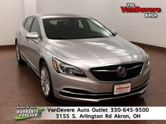 2018 Buick LaCrosse Essence Akron OH