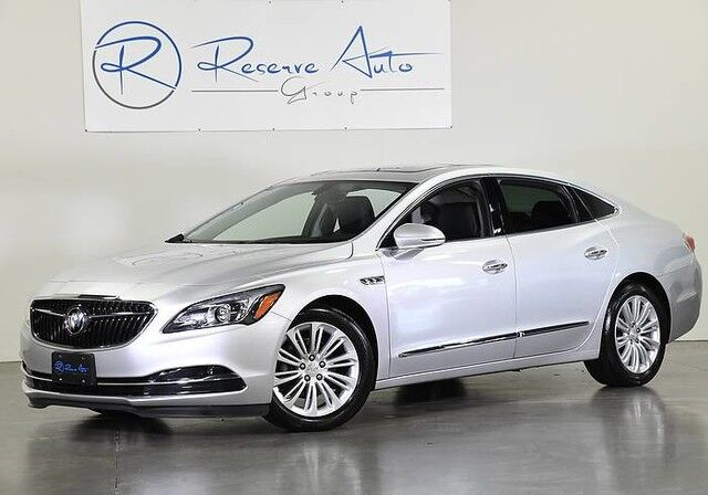2018 Buick LaCrosse Essence Hybrid Panoramic Roof BackUp Cam Serviced The Colony TX