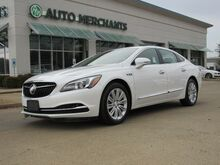 2018_Buick_LaCrosse_Hybrid Essence LEATHER, HEATED SEATS, MEMORY SEATS, POWER SEATS, CLIMATE CONTROL, REAR AIR VENTS_ Plano TX