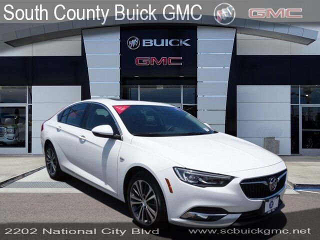 2018 Buick Regal Essence San Diego County CA