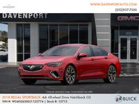 Buick Regal Sportback 4dr Sdn GS AWD 2018