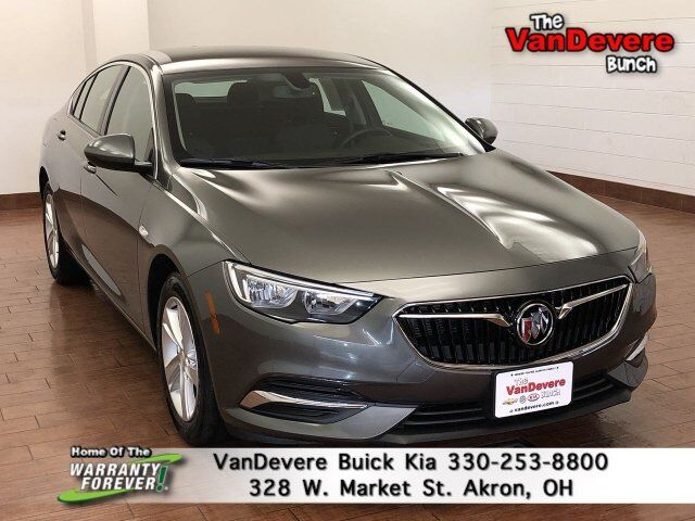 2018 Buick Regal Sportback Preferred Akron OH