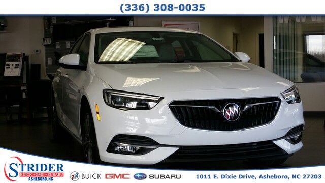 2018 Buick Regal Sportback Preferred II Asheboro NC