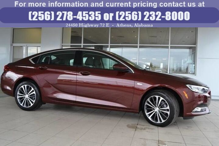 2018 Buick Regal Sportback Preferred II Athens AL