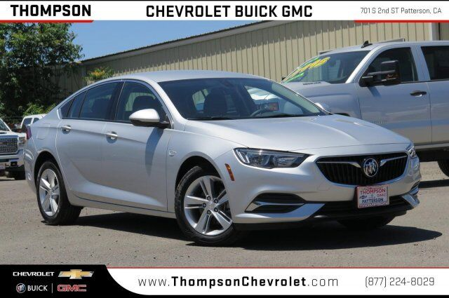 2018 Buick Regal Sportback Preferred Patterson CA