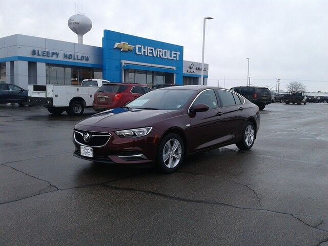 2018 Buick Regal Sportback Preferred Viroqua WI